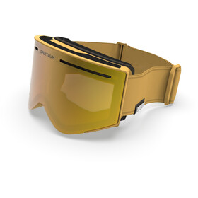 Spektrum Helags Essential Goggles, honey gold/zeiss brown multi layer gold